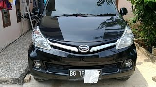 Review all new Daihatsu xenia R deluxe 1.3 tahun 2013 #carreview