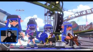 SPLATOON 2 WORLD CHAMPIONSHIP GRAND FINALS: GG BoyZ vs. BackSquids | Cast by Sorin