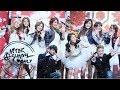 Capture de la vidéo Pledis Family (After School, Pristin, Nu'Est) - Love Letter / 플레디스 (애프터스쿨, 프리스틴, 뉴이스트) - 러브레터