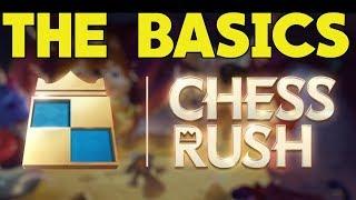 FINALLY DOWNLOAD CHESS RUSH! (BASIC TIPS)