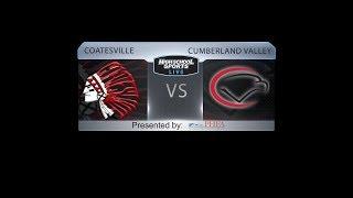 Coatesville vs Cumberland Valley Football