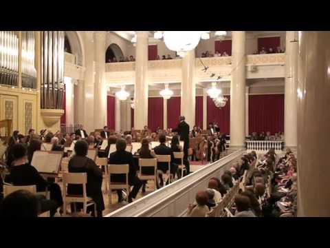 Губернатоский оркестр в Большом зале Филармонии