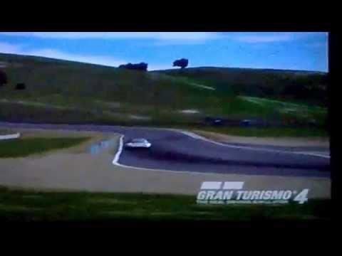 Gran Turismo 4 | Honda NSX R - Time Trial (Laguna Seca) (Trying to beat Jeremy Clarkson)