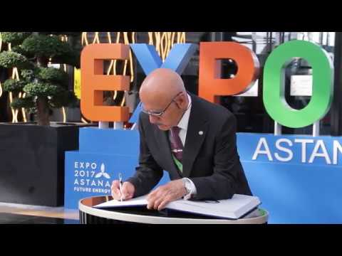 OFID at Astana Expo 2017