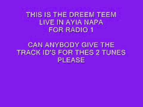 THE DREEM TEEM - LIVE IN AYIA NAPA.wmv