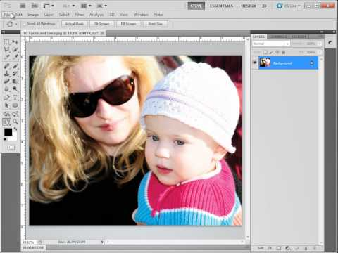 Coverting images to CMYK in Photoshop CS5