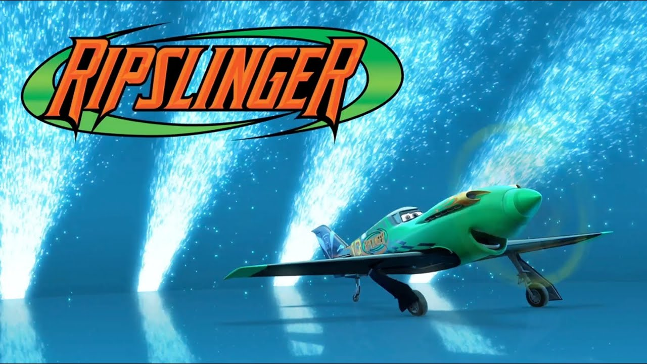 Disney's Planes - Meet Ripslinger - YouTube