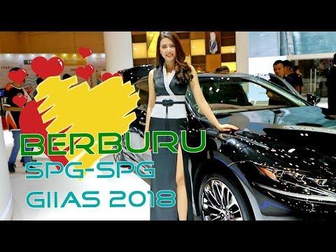 Hotabis Otomotif #17 Spesial GIIAS 2018: Berburu SPG Syantik di GIIAS 2018