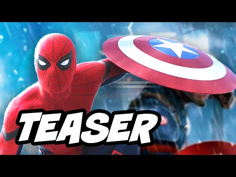 Spider Man Homecoming Behind The Scenes Teaser and Comic Con 2016