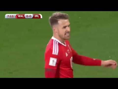 Wales vs Ireland Republic 0 -1 All Goals & highlights (world cup qualifiers)09/10/2017