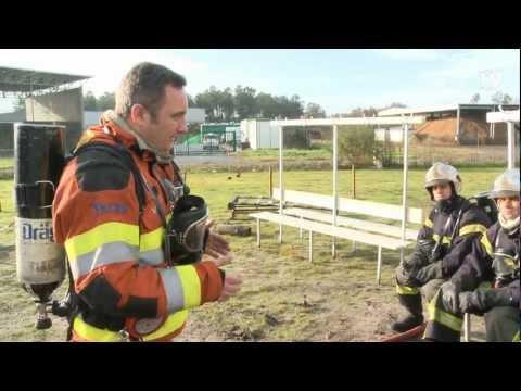 SDIS 40 : l'importance de la formation aux feux en espace clos
