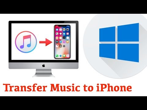 How to put music onto ipad from computer