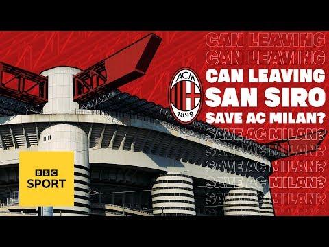 AC Milan | Can Leaving San Siro Save Serie A Giants? | BBC Sport