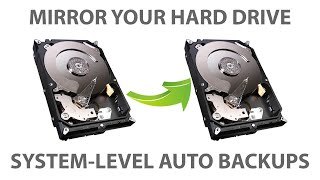 How to Mirror your Hard Drive (RAID 1)