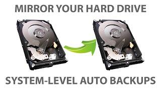 How to Mirror your Hard Drive (RAID 1)