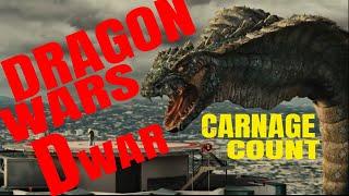 Dragon Wars: D-War (2007) Carnage Count
