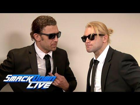 Breezango & Ascension interrogate James Ellsworth in Fashion Dogs: SmackDown , Oct 24, 2017
