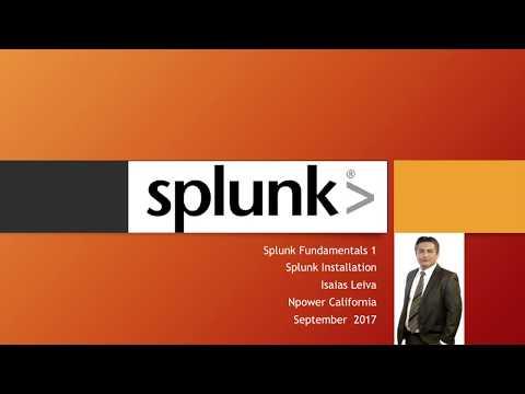Module 3 - Installing Splunk - YouTube