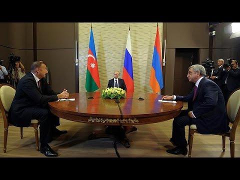 Нагорный Карабах: поиски мирного решения