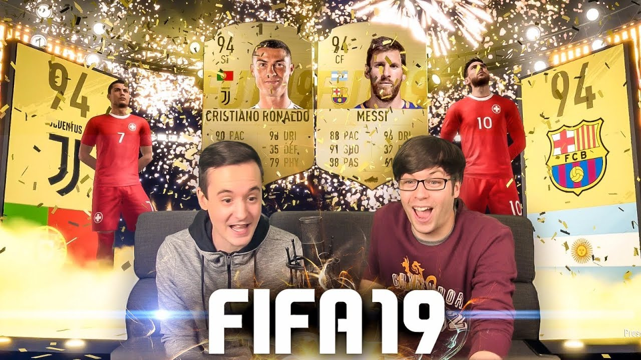 Fifa Packopening Twosync