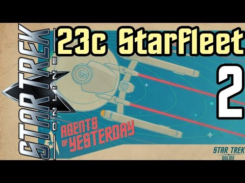 Let's Play Star Trek Online (2016) - 23c Starfleet - 2 - Tutorial Part 2