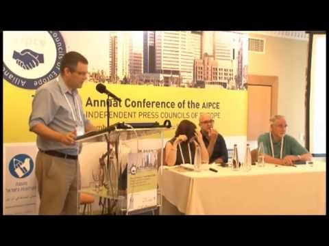 AIPCE2013 - Session 4: Ethical Dilemmas in the Age of Transparency
