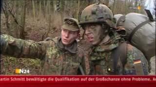 Im Gleichschritt Marsch - Rekruten bei der Bundeswehr part 4