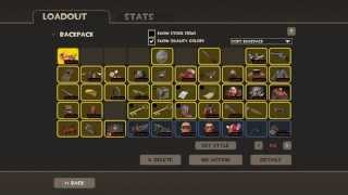 Team Fortress 2 - Crafting two mi sc items (HD)