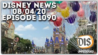 Walt Disney World News & Discussion | 08/04/20