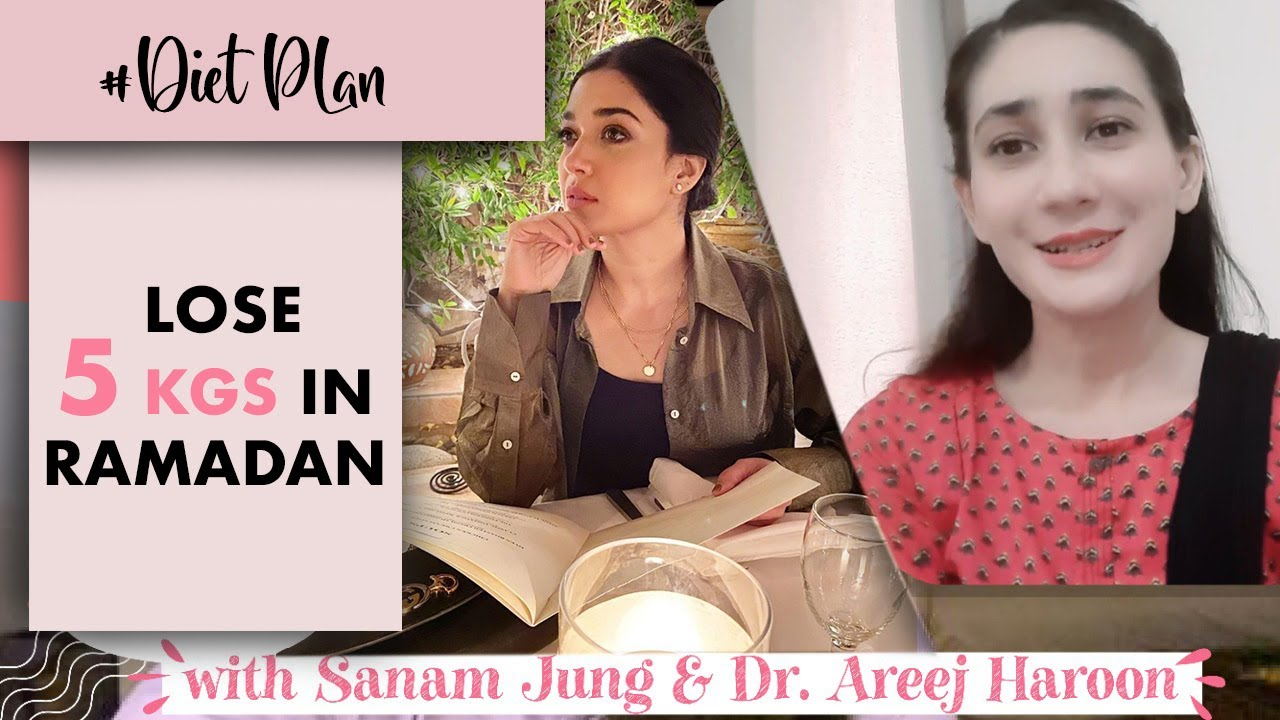 Download Lose 5kg in Ramzan with Sanam Jung!