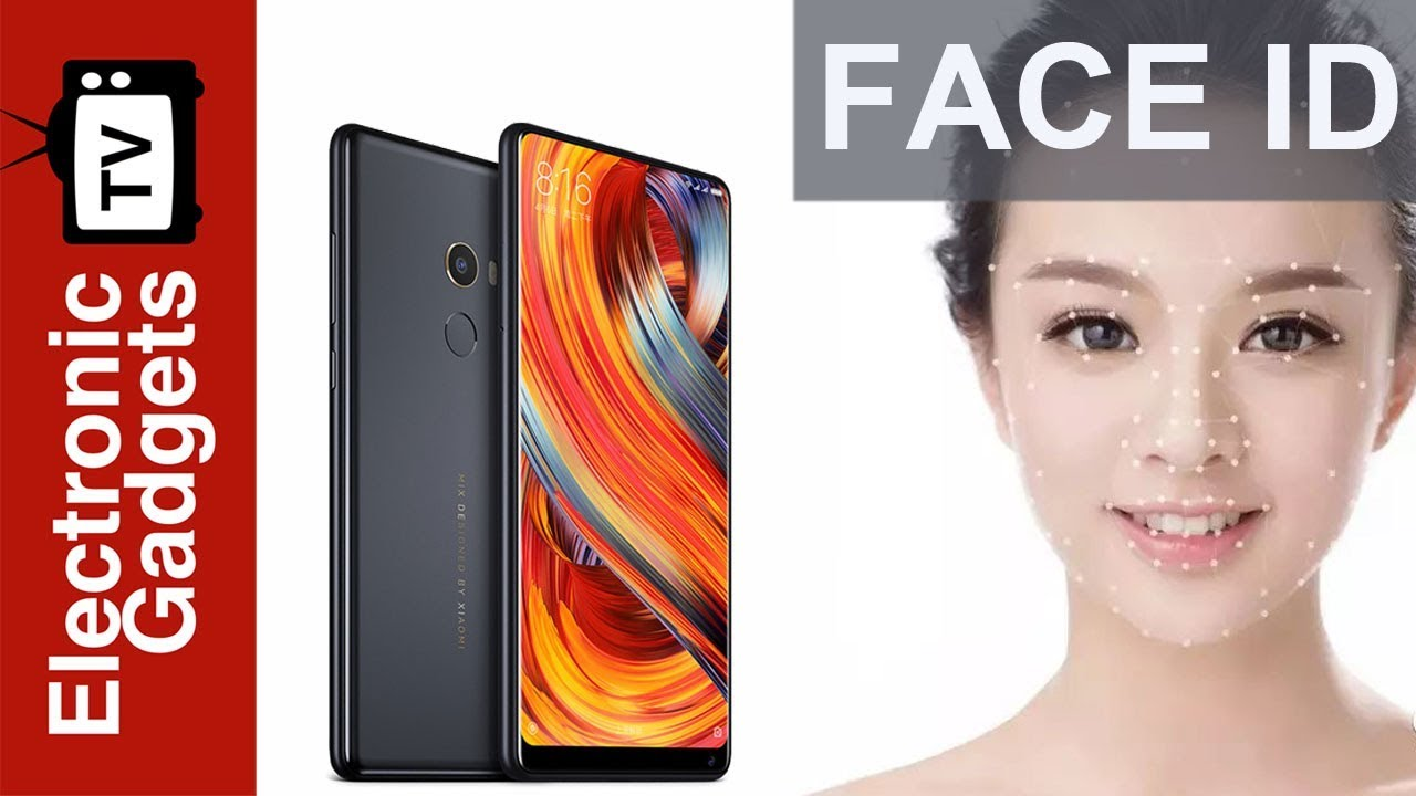 3D Face ID Available on Xiaomi MI MIX 2 !