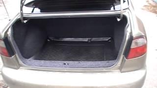 видео Тюнинг Дэу Ланос - обшивка сидений, шумоизоляция, приборная панель +Видео