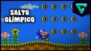 SALTO OLÍMPICO SONIC THE HEDGEHOG | TGN