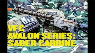 Video VFC Avalon Series: Saber Carbine - UCTV download MP3, 3GP, MP4, WEBM, AVI, FLV Juli 2018
