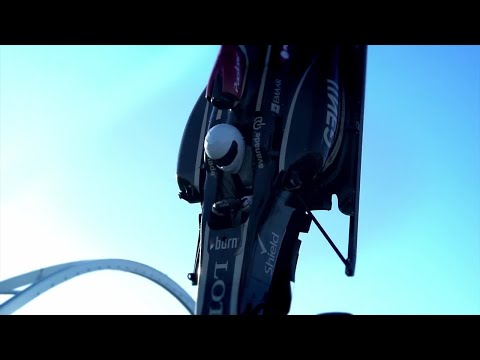 Stig's Incredible F1 Bungee Jump! – Top Gear – BBC