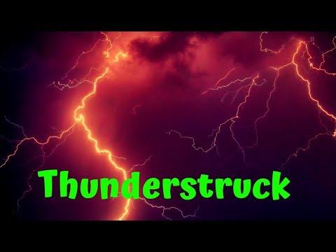 I've been Thunderstruck by rock 💥 #heavymetal #rocknroll #rockmusic