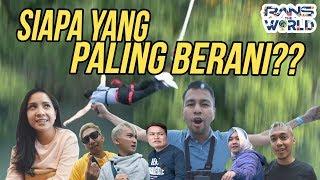 MERRY KETAKUTAN!! SESEN NYERAH!! LALA LANJUT!! BUNGY JUMPING PALING SEREM DI DUNIA #ADATIKETNYA