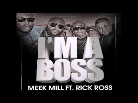 Meek Mill - Im a Boss bass boost