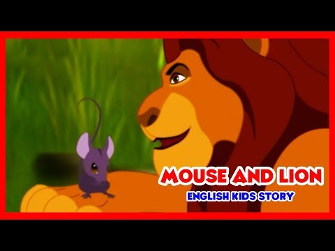 Isapniti - The Mouse Who Saved The Lion's Life - English