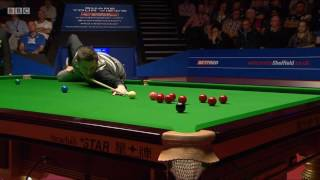 DING Junhui 丁俊晖 vs Mark SELBY BBC ᴴᴰ FINAL 2016 World Snooker Championship Session 2