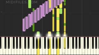 Solo Dance / Martin Jensen (Instrumental version tutorial)