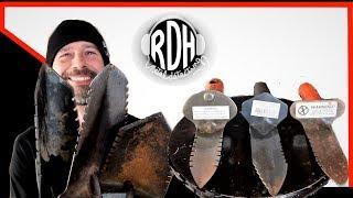 Metal Detecting Digging Tool Comparisons