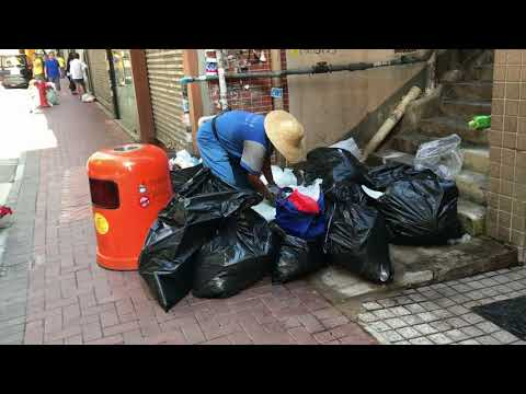 LIVE FROM HONG KONG - Waste Management Hong Kong Style
