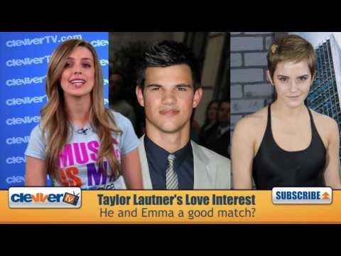 Taylor Lautner & Emma Watson On-Screen Romance?