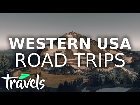 Top 10 USA Western Road Trips | MojoTravels