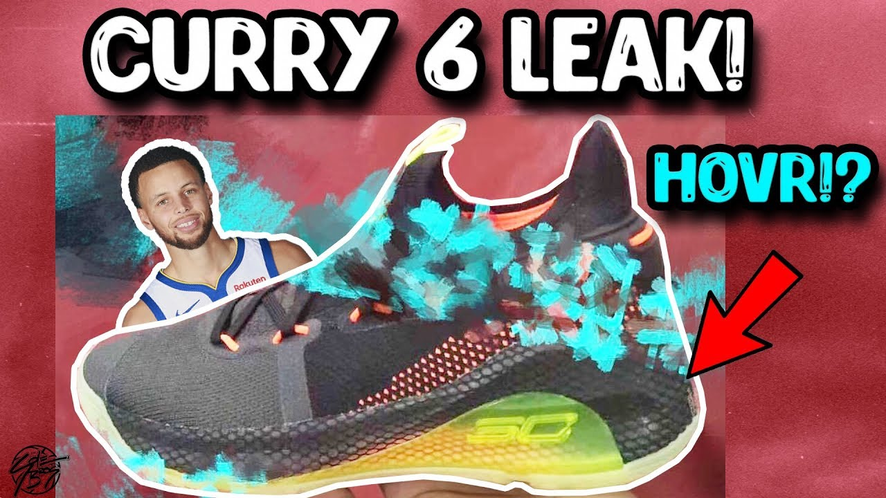 Under Armour Curry 6 LEAK! NEW HOVR