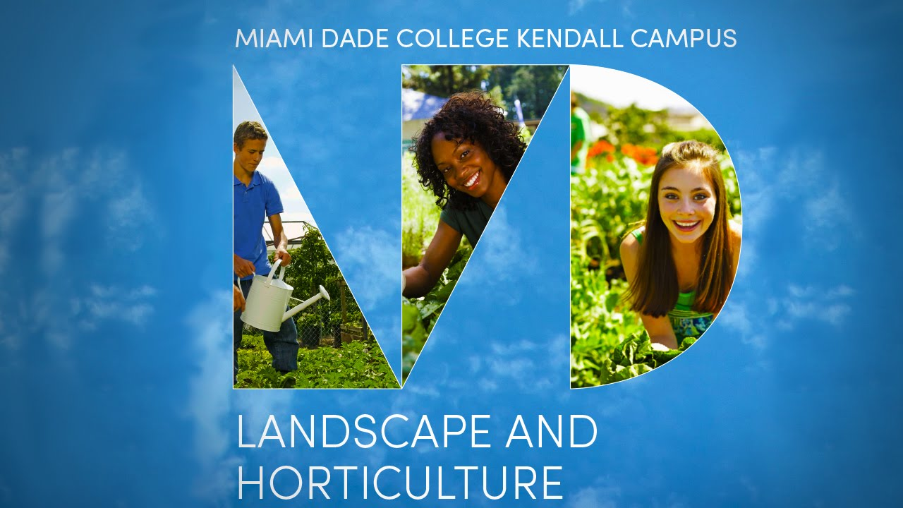 Horticulture college subjects miami dade