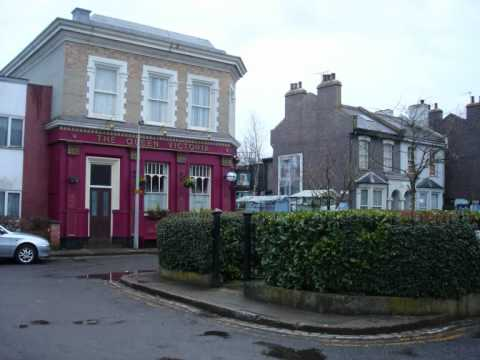 Annesley abercorn 39 s visit to albert square eastenders for Home video tours