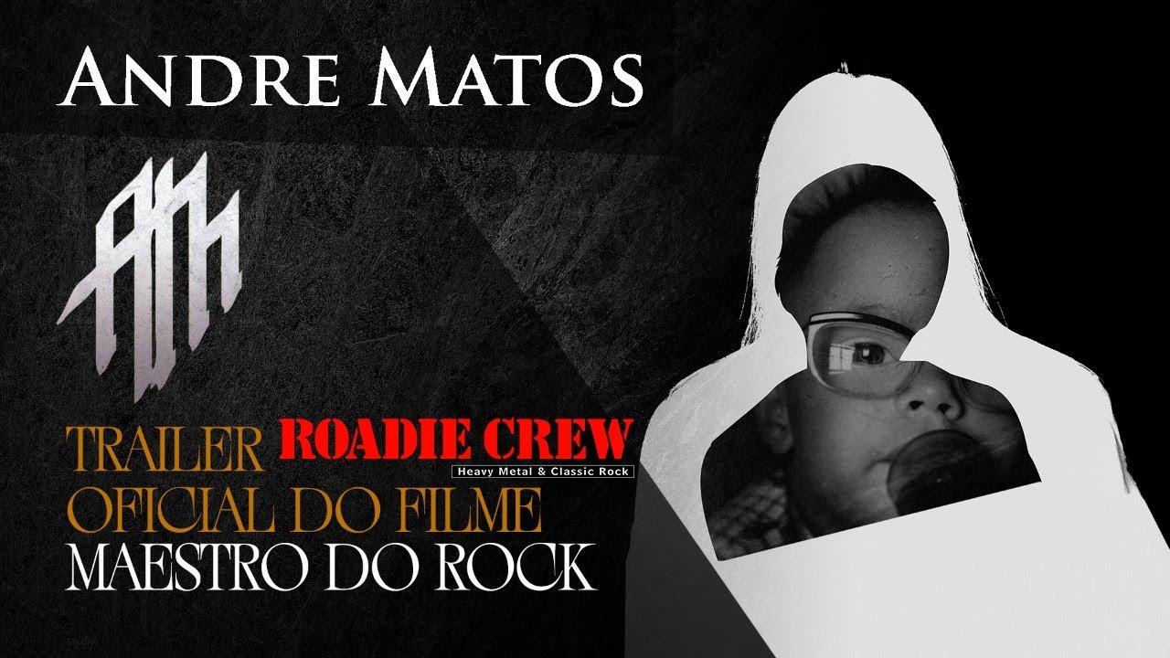 Andre Matos: Maestro do rock documentário (Trailer)