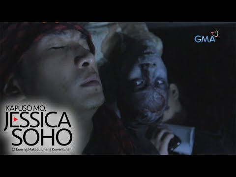 Kapuso Mo, Jessica Soho: 'Horror Van,' a film by Rember Gele